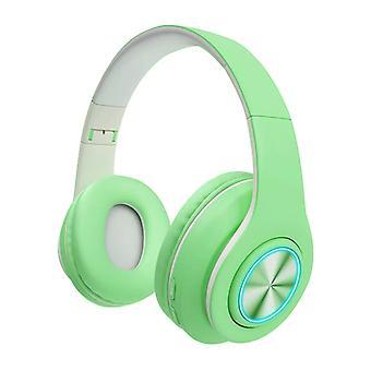 Bärbara trådlösa Bluetooth-hörlurar