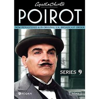 Importazione Poirot serie 9 [DVD] Stati Uniti d'America di Agatha Christie