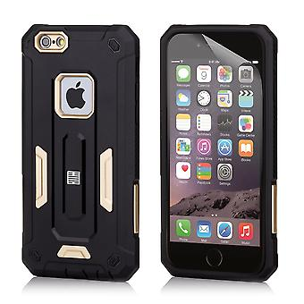 32nd Hard Defender case for Apple iPhone 6 Plus / 6S Plus - Gold