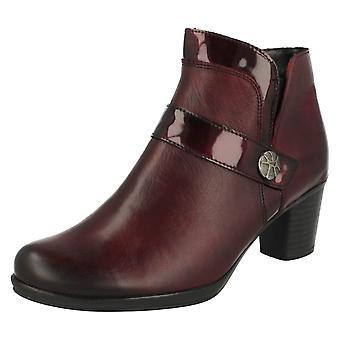 Dames Remonte Warmlined enkel laarzen R1571