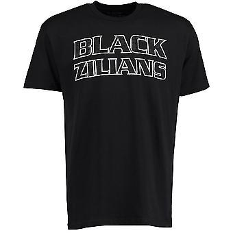 UFC Ultimate Fighter Blackzilians Name T-Shirt - Black