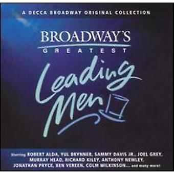 Broadway's Greatest Leading - Broadway's Greatest Leading Me [CD] USA import