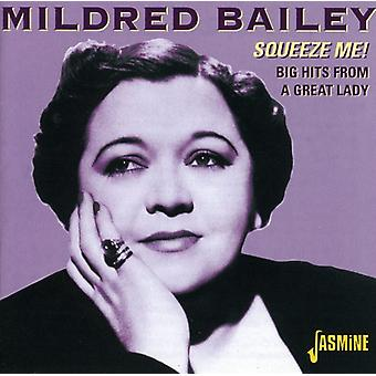 Mildred Bailey - Squeeze Me! Big Hits From a Great Lady [CD] USA import