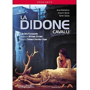 Francesco Cavalli - importation USA La Didone [DVD]