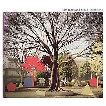 I Am Robot & Proud - Touch Tone [CD] USA import