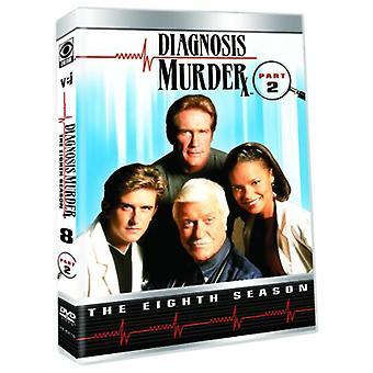 Diagnosis Murder: 8th Season - Part 2 [DVD] USA import