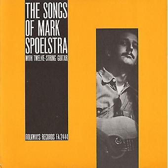 マーク Spoelstra - マーク Spoelstra の歌 [CD] USA 輸入