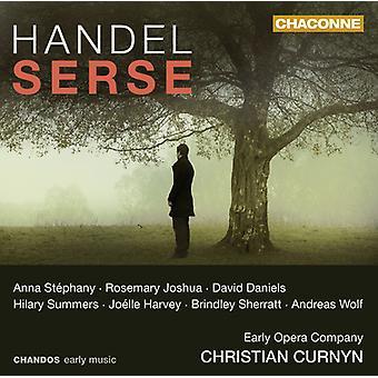 G.F. Haendel - Handel: Serse [CD] USA import
