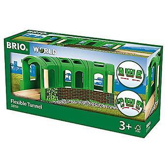 Flexible BRIO Tunnel