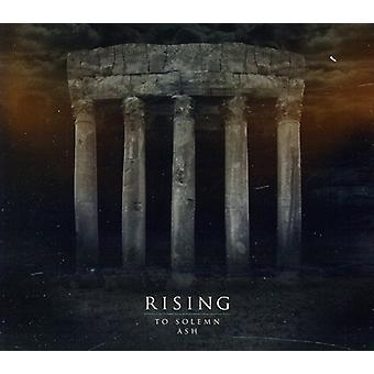 Rising - To Solemn Ash [CD] USA import