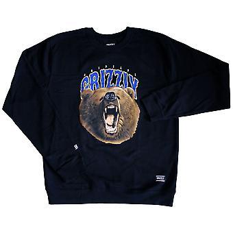 Grizzly Griptape The Roar Sweatshirt Black