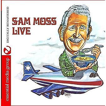 Sam Moss - Sam Moss Live [CD] USA import