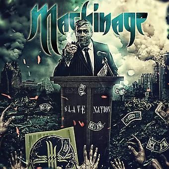 Machinage - Slave Nation [CD] USA import