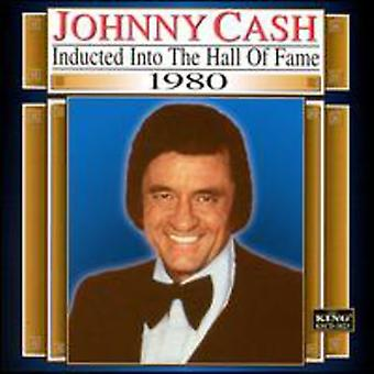 Johnny Cash - 1980-Country Music Hall van Fam [CD] USA import