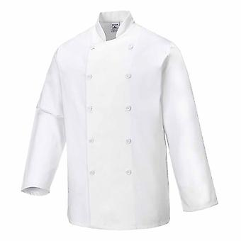 Portwest - Sussex Chefs Kitchen Workwear Jacket