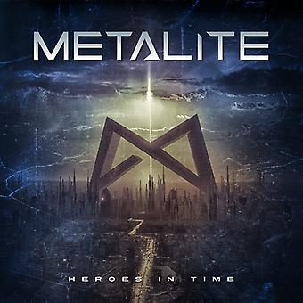 Metalite - Heroes in Time [CD] USA import