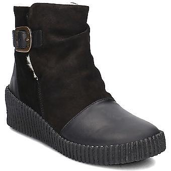 Fly London Acid P601252000 universele winter vrouwen schoenen