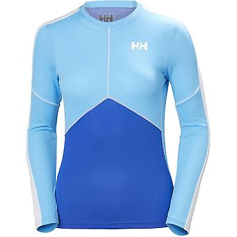 Lifa Active Light LS Helly Hansen HH femminile - Olympian Blue