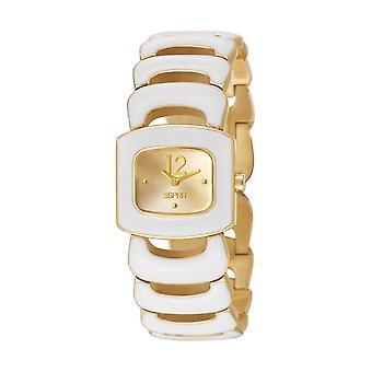 Esprit Chico oro señoras reloj ES105462003