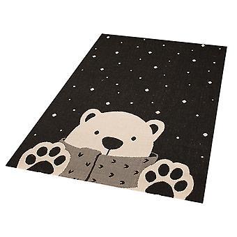 Kids play mat Icebaer Stan 120 x 170 cm. Carpet nursery