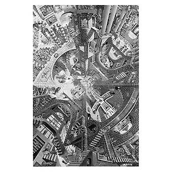 トム一斉アトリウム アトリウム ポスター ポスター印刷