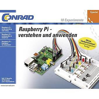 Conrad Components 1225953 Raspberry Pi Electronics Course material