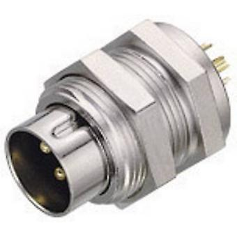 Binder 09-0481-00-08-1 Sub-micro Circular Connector Series Nominal current (details): 1 A