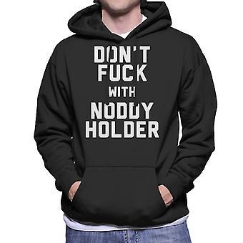 Dont Fuck Noddy haltijalle miesten hupullinen pusero