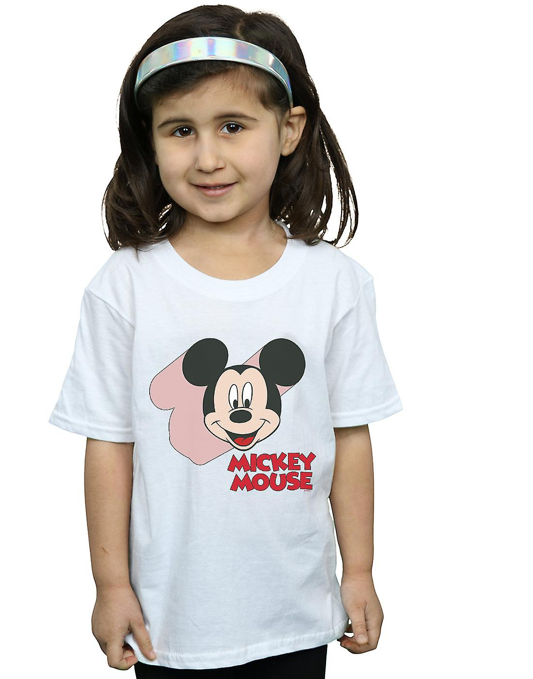 Disney Girls Mickey Mouse Move T-Shirt