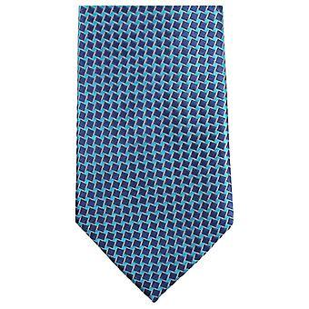 Knightsbridge Neckwear lite firkantet uavgjort - lys blå