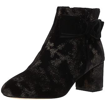 Kate Spade New York Womens Langley Almond Toe Ankle Fashion Boots