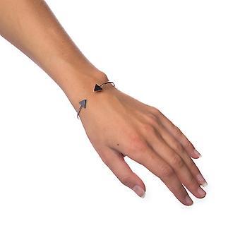 Armband Teufel Schwanz-Silber