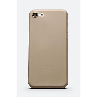 Sottile custodia dorata - iPhone 7!