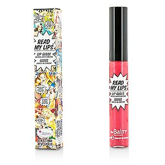 Thebalm Read My Lips (lip Gloss Infused With Ginseng) - #pow! - 6.5ml/0.219oz