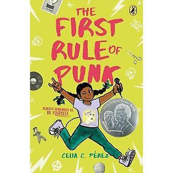 Die erste Regel des Punk durch die erste Regel des Punk - 9780425290422 Buch