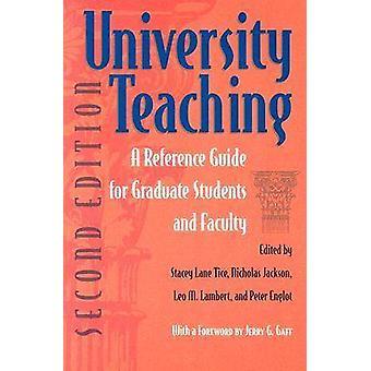 Docencia universitaria - una referencia para estudiantes y profesores (2