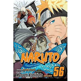 Naruto - 56 por Masashi Kishimoto - Masashi Kishimoto - 9781421542072 B