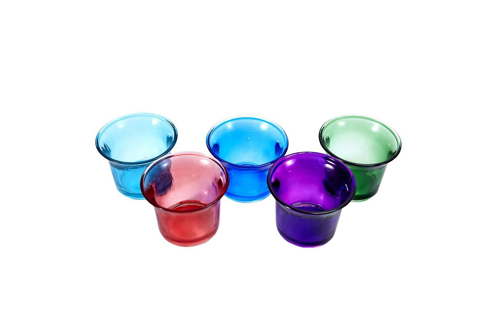 Pack of Replacement Votives for Tea Light Chandeliers