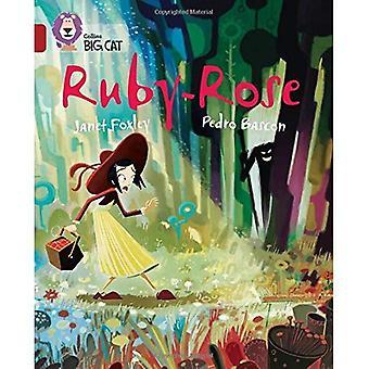 Gato grande de Collins - Ruby Rose: Banda 14/Ruby