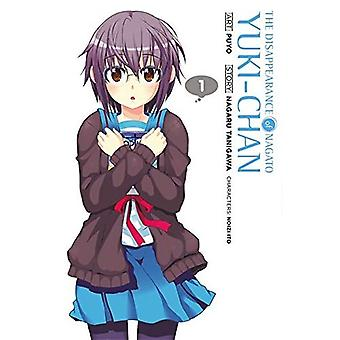 La disparition de Nagato Yuki-Chan, Vol. 1