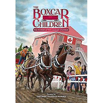 Mysteriet på Calgary panikk (Boxcar barn mysterier)