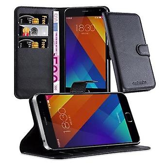 Cadorabo Case case for MEIZU MX4 Case Cover - Phone case case with magnetic clasp, stand function and card compartment - Case Cover Case Case Case Case Book Folding Style