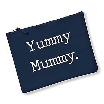 Yummy Mummy Make up worek granat szary lub różowy