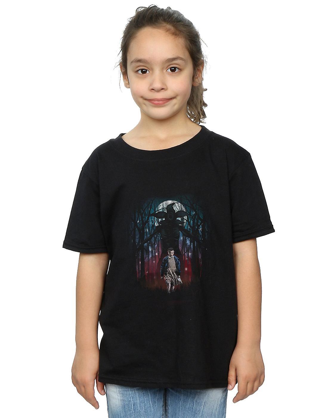 Dan Dingeroz Girls The Demogorgon T-Shirt