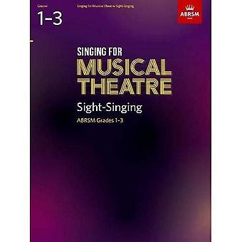 Cantando per teatro musicale solfeggio, ABRSM Grades 1-3, dal 2019