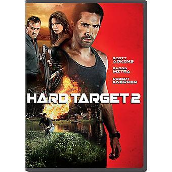 Importer des Hard Target 2 [DVD]-Etats Unis