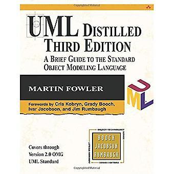 Woda destylowana UML: Krótki poradnik Standard obiektu modelowania języka (Object Technology serii)