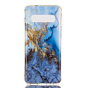 MTK Samsung Galaxy S10 TPU marmor-stil K