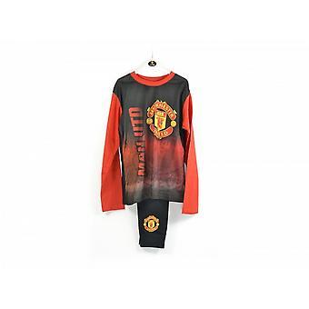 Man UTD Football enfants garçons Pyjamas
