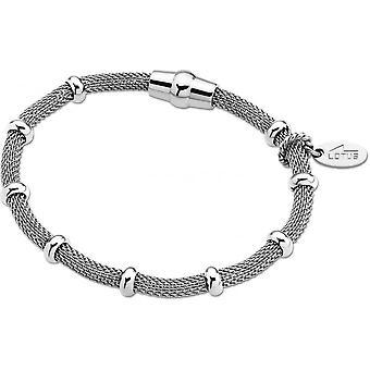 Bracelet Lotus Style LS1680-2-1 - link silver fashion Bracelet